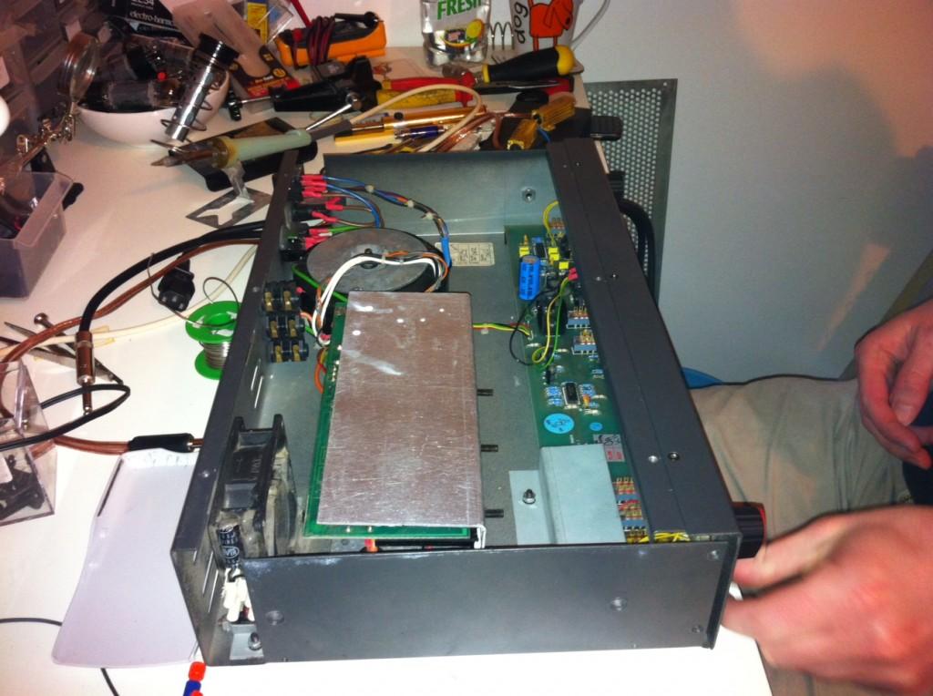 Trace Elliot Repair