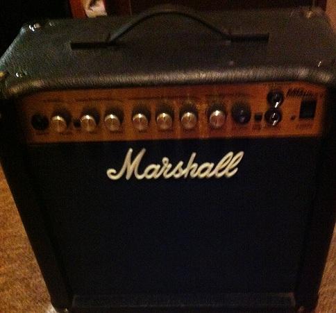 Marshall Repair