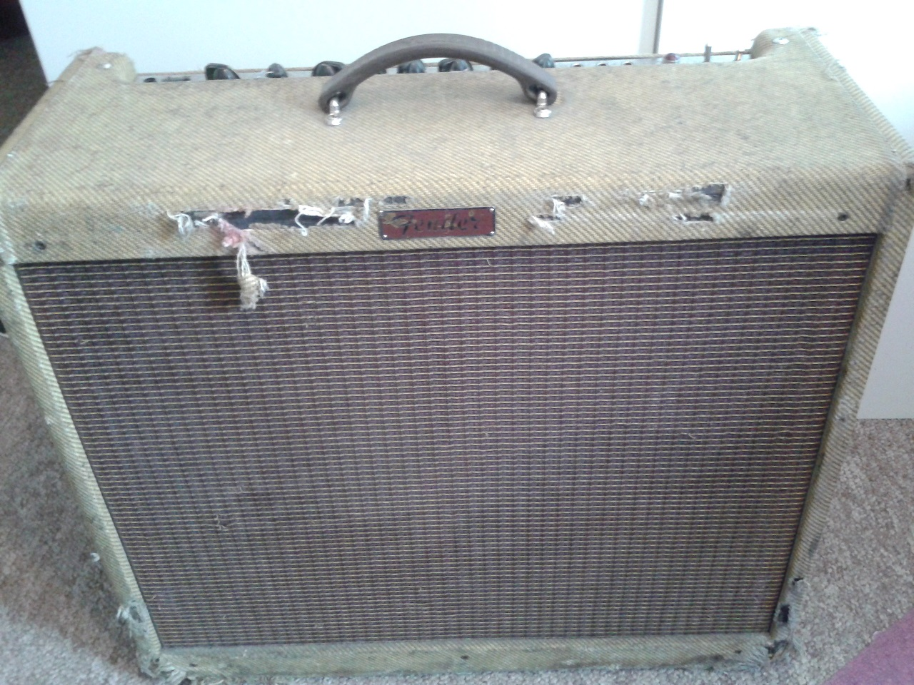 Fender-Repair-Blues-DeVille-Repair