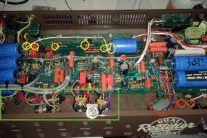 Mesa Boogie Repair - Dual Rectifier Maverick