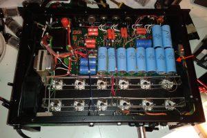 Mesa Boogie Bass 400+ Repair