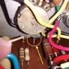 Culprit - Vintage Vox AC30 repair