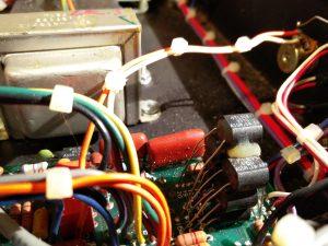 Mesa weird PCB layout
