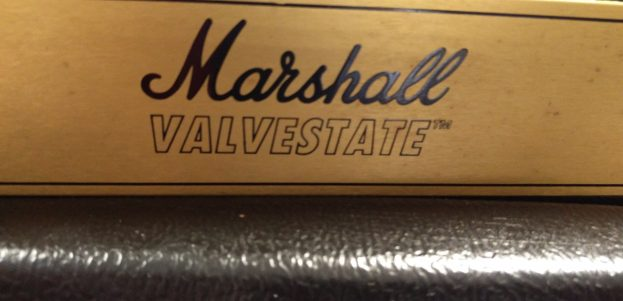 Marshall Valvestate repair