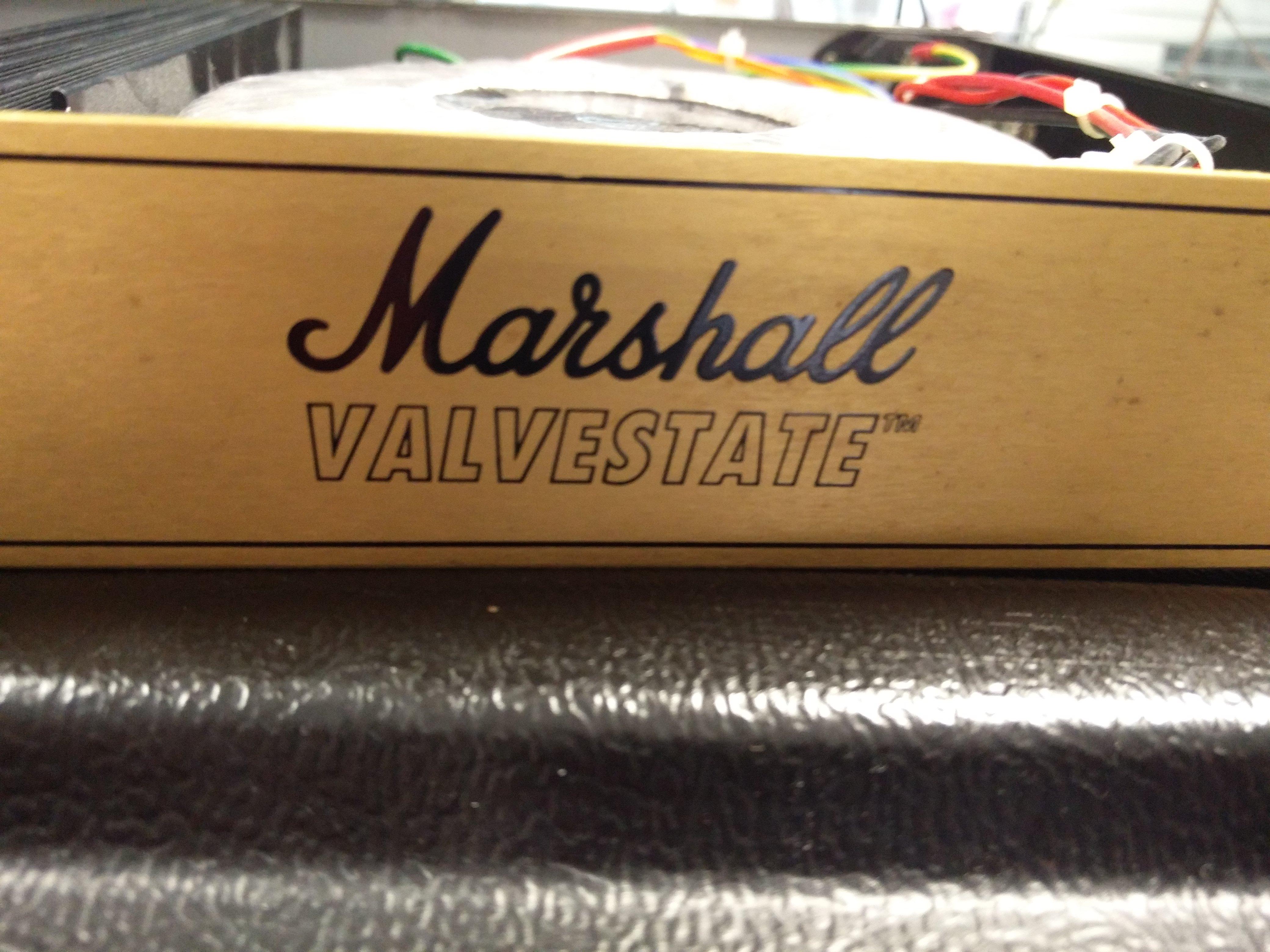 Marshall Valvestate repair