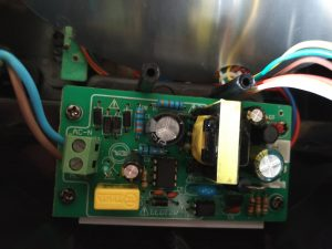 LED lighting repair - new power board