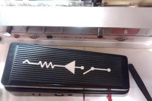 Dunlop MC404 CAE Wah Pedal repair
