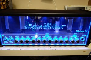 Hughes and Kettner tubemeister repair