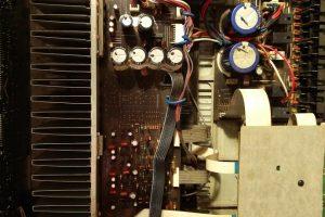 AV receiver repair