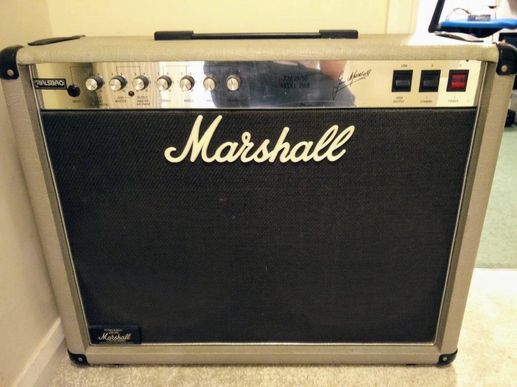 Marshall Silver Jubilee Repair