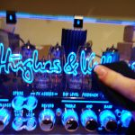 Hughes and Kettner Grandmeister repair - cleaning