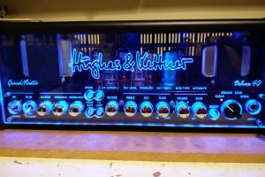 Hughes and Kettner Grandmeister repair