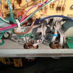 Fender Blues Jnr repair - PA rewire