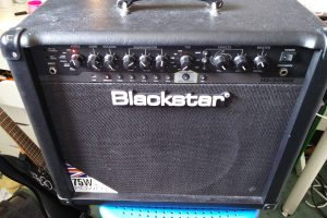 Blackstar ID-30 TVP repair