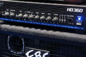 EBS amp repair