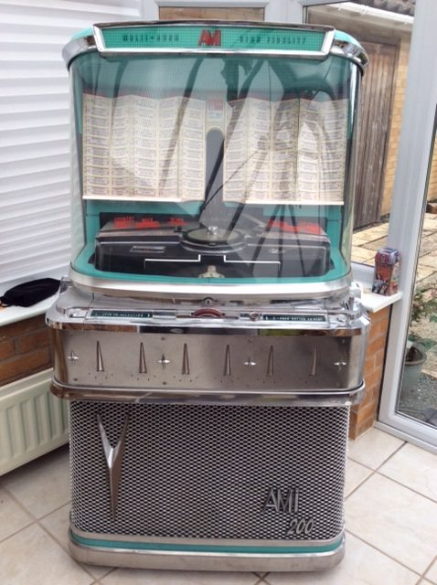 AMI jukebox repair
