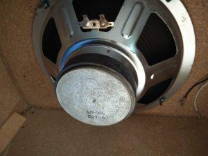 Cheap speakers have low sensitivity