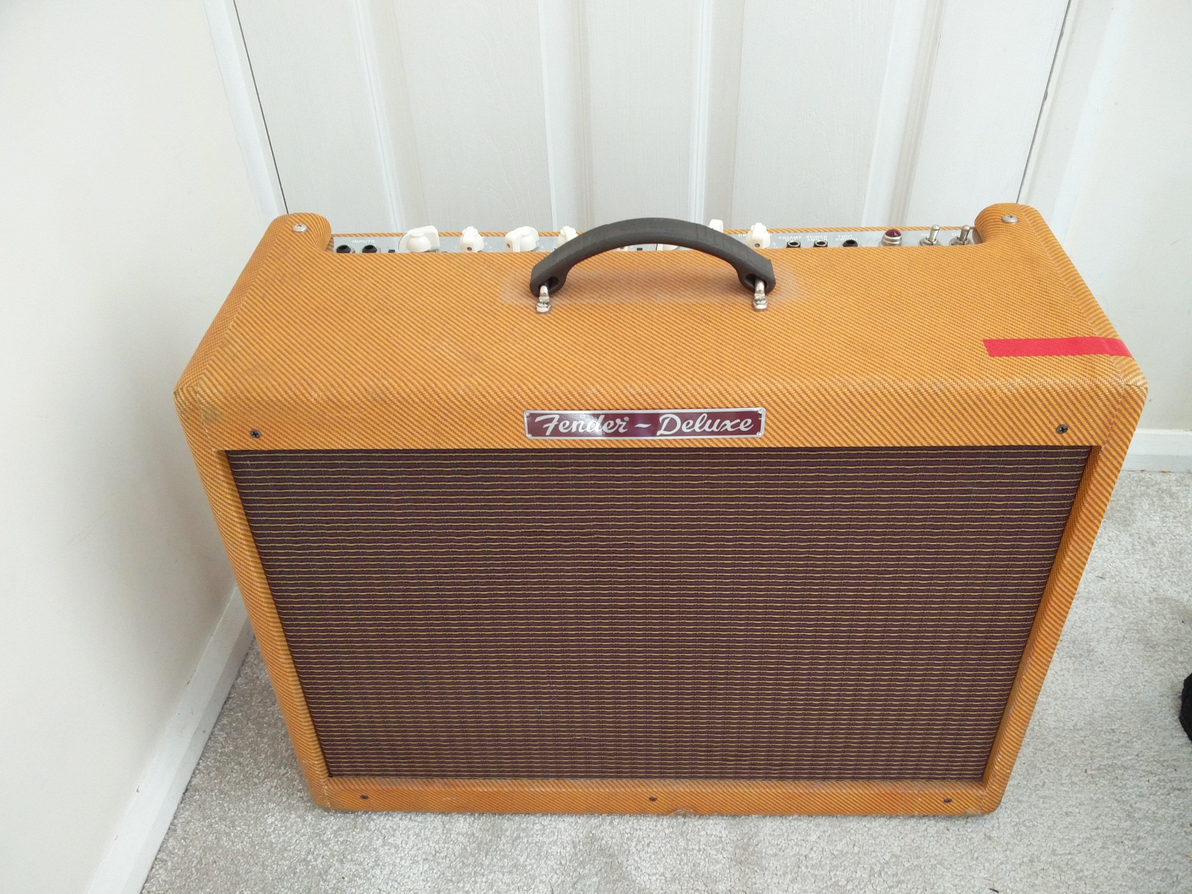 [SCHEMATICS_49CH]  Fender Hod Rod Deluxe Repair - Keld Ampworks, Newark, Nottingham, Lincoln | Fender Deville Input Jack Wiring |  | Keld Ampworks