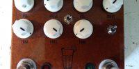 JHS pedal repair